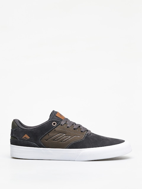 Topánky Emerica The Reynolds Low Vulc (grey/green)