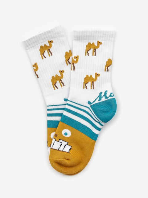 Ponožky Malita Camel