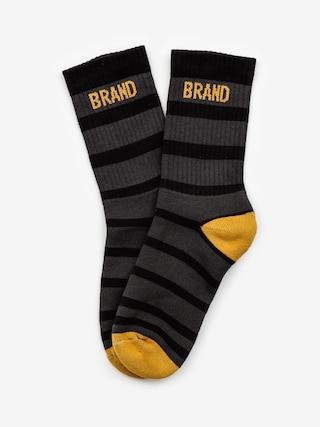 Ponožky Malita Bang (grey)
