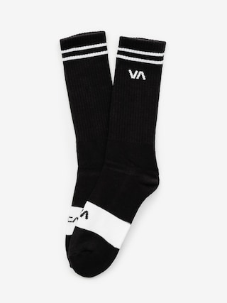 Ponožky RVCA Union Skate Sock (black)