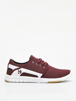 Topánky Etnies Scout (maroon/white)