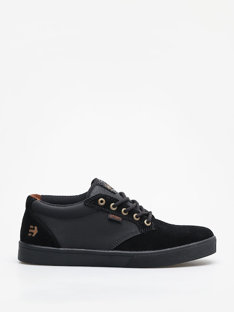 Topánky Etnies Jameson Mid Crank (black/black)