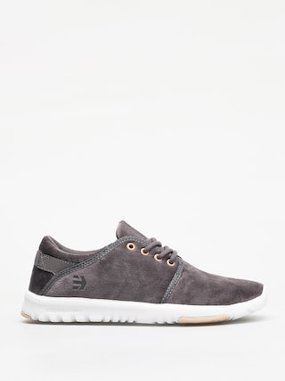 Topánky Etnies Scout Wmn (grey/white/gold)