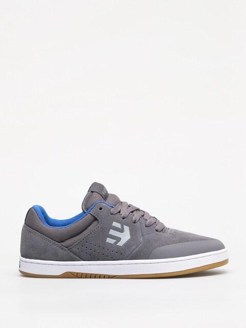Topánky Etnies Marana (grey/dark grey/blue)