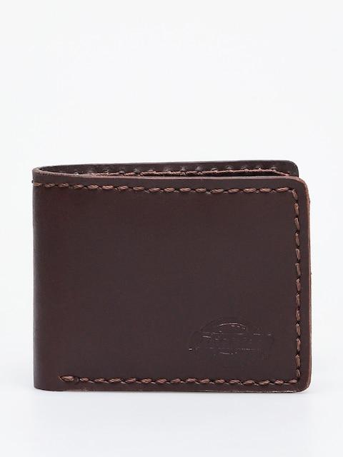 Peňaženka Dickies Coeburn (dark brown)