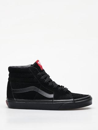 Topu00e1nky Vans Sk8 Hi (black/black)