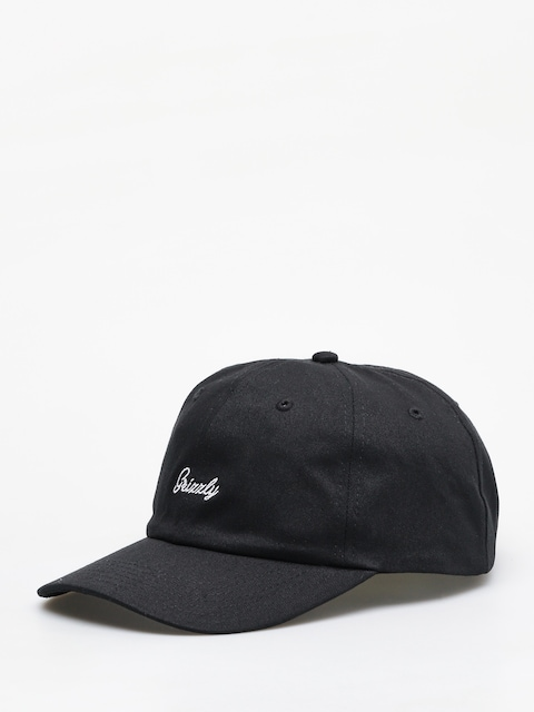 Šiltovka Grizzly Griptape Late To The Game Dad Hat ZD (black)