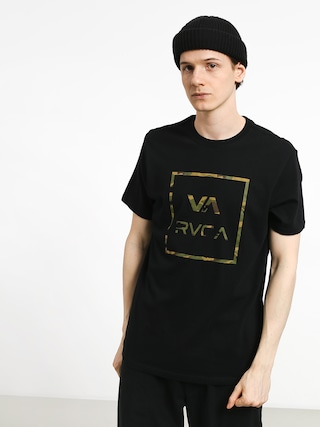 Tričko RVCA Fill All The Way (black)