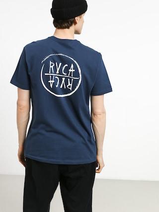 Triu010dko RVCA Rvca Font (seattle blue)