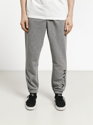 Nohavice RVCA Cage Sweatpant (heather grey)