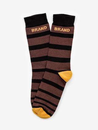 Ponožky Malita Bang Lt (brown)