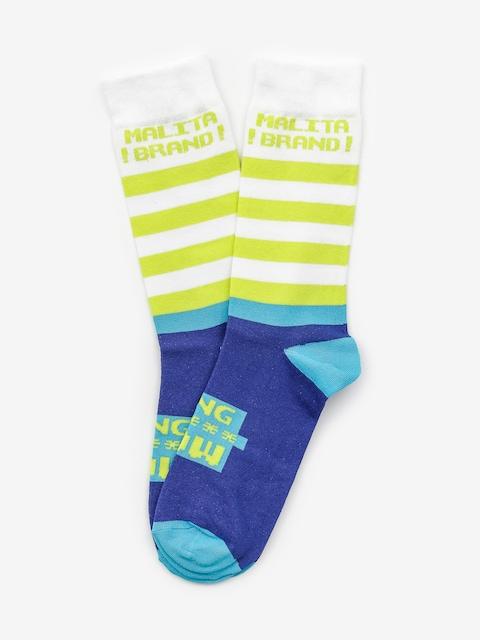 Ponožky Malita Wow Lt