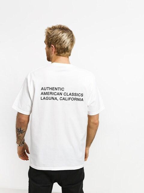 Tričko Stussy American Classics (white)