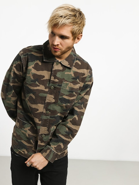 Bunda RVCA Couleur Chore Coat (camo)