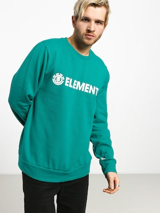 Mikina Element Blazin (dynasty green)