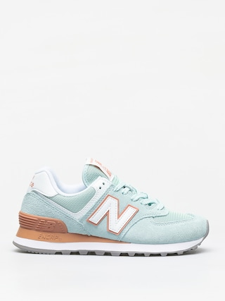 Topánky New Balance 574 Wmn (white agave)