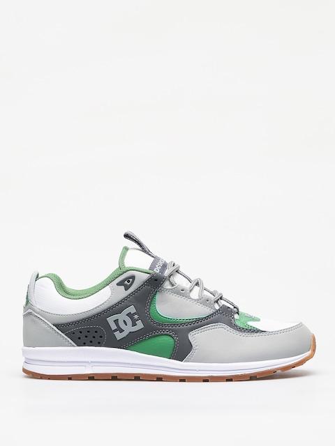 Topánky DC Kalis Lite (grey/white/green)