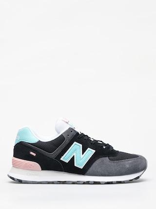 Topu00e1nky New Balance 574 (black)