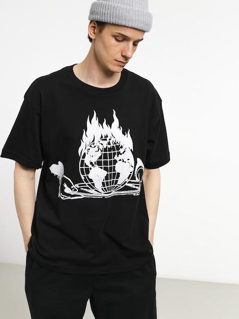Tričko OBEY The World Is Yours (black)