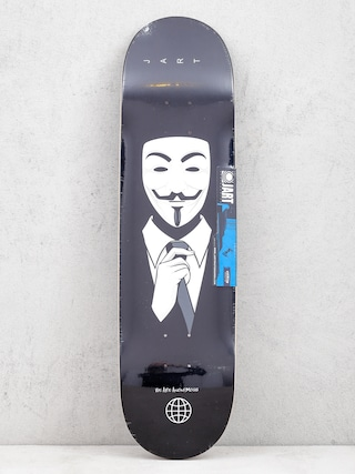 Doska Jart Anonymous (black/white)