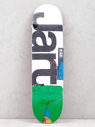 Doska Jart Rolling (white/green)