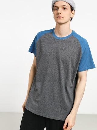 Tričko Element Basic Raglan (blue heather)