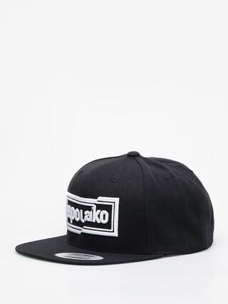 Šiltovka El Polako Cut ZD (black)