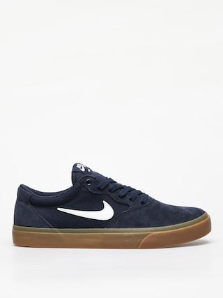 Topu00e1nky Nike SB Sb Chron Slr (obsidian/white)