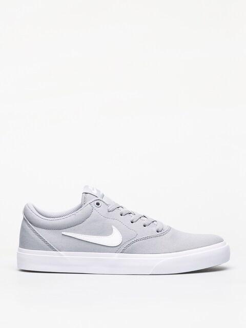 Topánky Nike SB Sb Charge Slr (wolf grey/white)