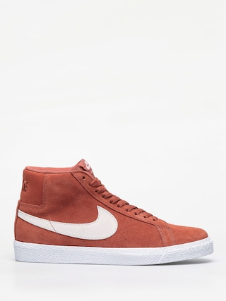 Topu00e1nky Nike SB Zoom Blazer Mid (dusty peach/white)