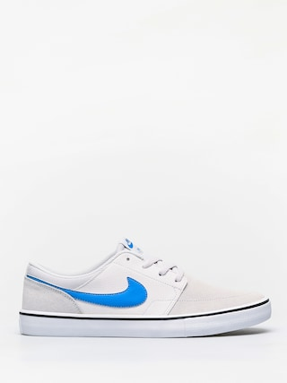 Topu00e1nky Nike SB Sb Solarsoft Portmore II (vast grey/lt photo blue vast grey black)