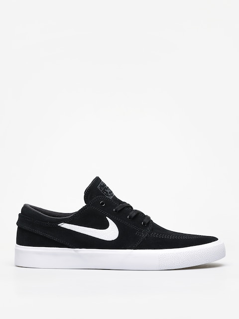Topánky Nike SB Sb Zoom Janoski Rm (black/white thunder grey gum light brown)