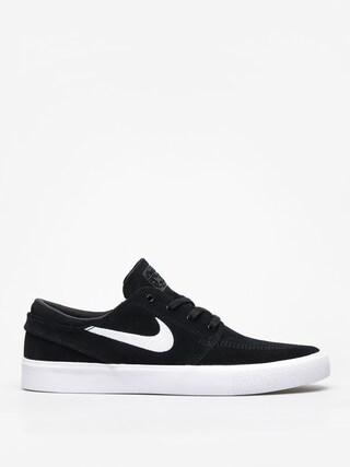 Topánky Nike SB Sb Zoom Janoski Rm (black/white thunder grey gum light brown)