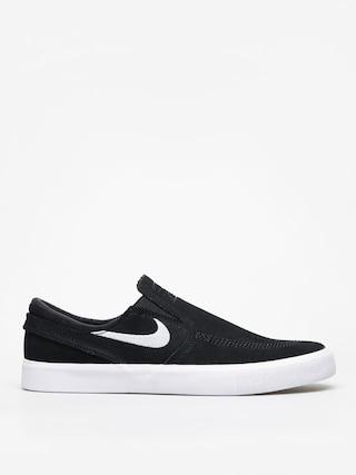 Topu00e1nky Nike SB Sb Zoom Janoski Slip Rm (black/white white)