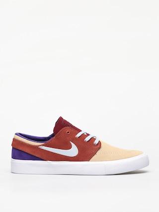 Topánky Nike SB Sb Zoom Janoski Rm (desert ore/lt armory blue dusty peach)