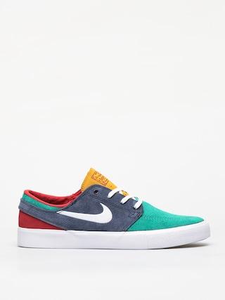 Topu00e1nky Nike SB Sb Zoom Janoski Rm (lucid green/white obsidian)