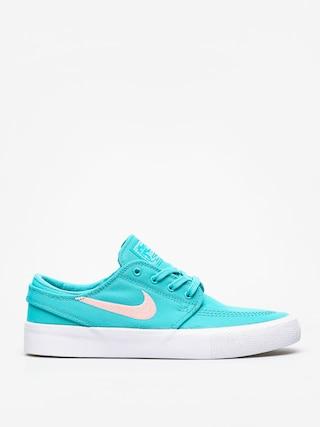 Topu00e1nky Nike SB Sb Zoom Janoski Cnvs Rm (cabana/pink tint white gum light brown)