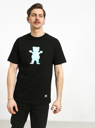 Triu010dko Grizzly Griptape Og Bear (black)