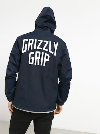 Bunda Grizzly Griptape All City Hooded (navy)