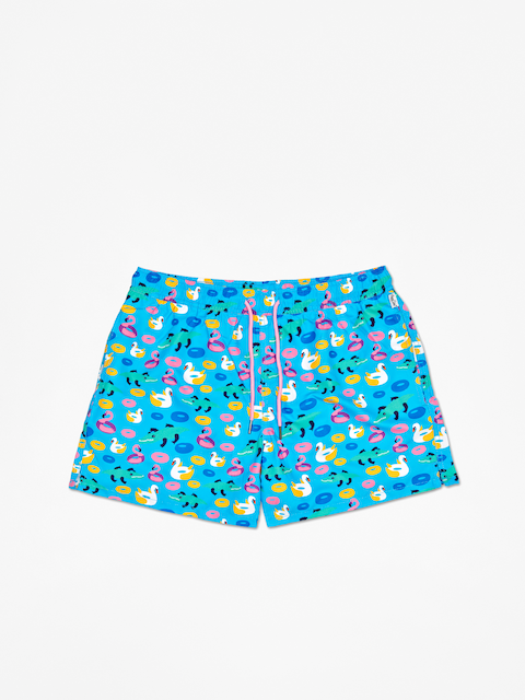 Plážové kraťasy Happy Socks Swim Shorts (pool party)