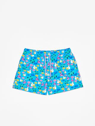 Plu00e1u017eovu00e9 krau0165asy Happy Socks Swim Shorts (pool party)