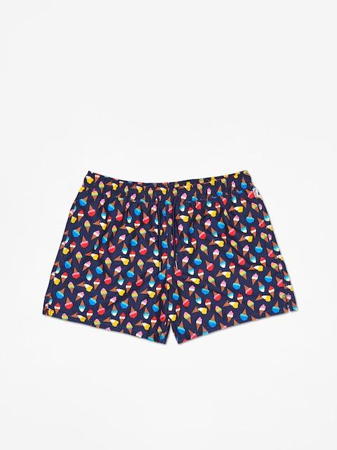 Plážové kraťasy Happy Socks Swim Shorts (ice cream)
