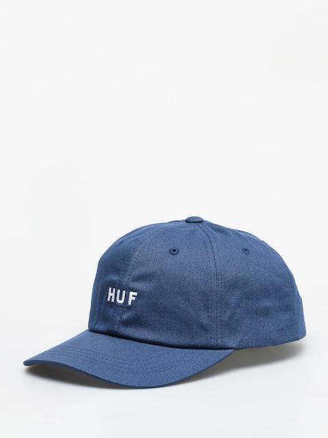 Šiltovka HUF Essentials Og Logo ZD (insignia blue)