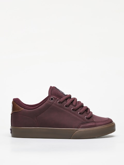 Topánky Circa Lopez 50 (burgundy/gum)
