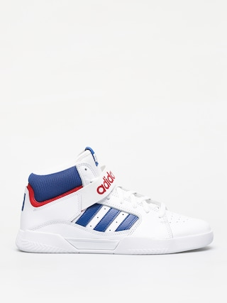 Topu00e1nky adidas Vrx Mid (ftwwht/croyal/scarle)