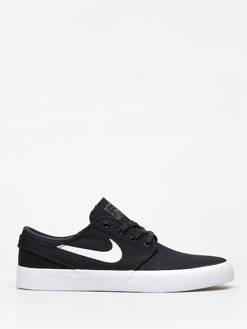 Topánky Nike SB Sb Zoom Janoski Cnvs Rm (black/white thunder grey gum light brown)