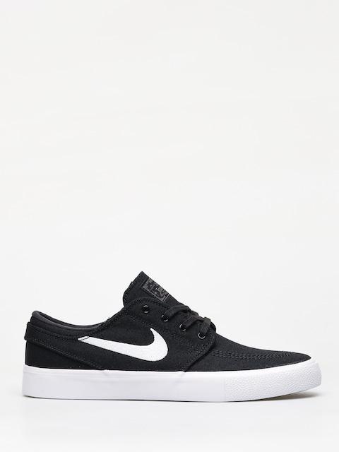 Topánky Nike SB Sb Zoom Janoski Cnvs Rm (black/white thunder grey gum light brown)
