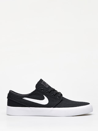 Topu00e1nky Nike SB Sb Zoom Janoski Cnvs Rm (black/white thunder grey gum light brown)