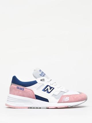 Topánky New Balance 1530 (white/pink)