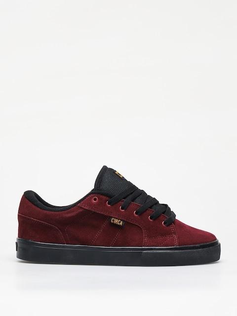 Topánky Circa Cero (brick/black)